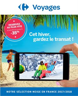 Carrefour Voyages Hiver