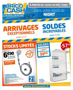 Arrivages & Soldes
