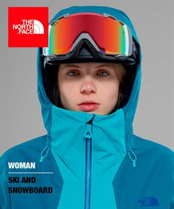 Ski and Snowboard Woman