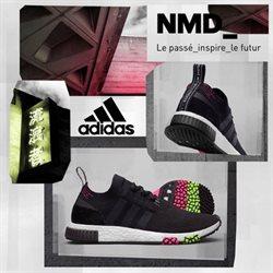 Adidas Le passe inspire le futur