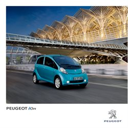 Nouveau Peugeot iOn