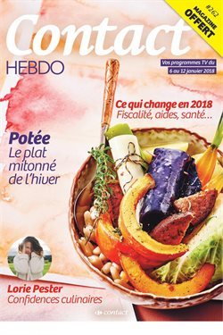 Contact Hebdo s2