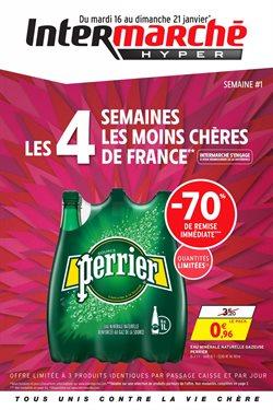 Les 4 semaines les moins chères de France