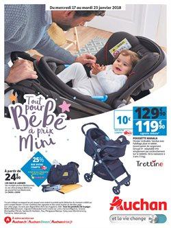 Tout pour bébé à prix mini