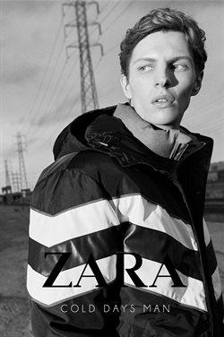 Zara Men cold days