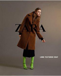 Zara Long texture Coat