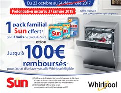 Offre Whirlpool
