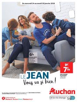 Le jean vous va si bien !