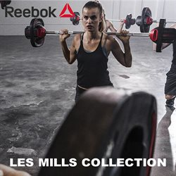 Les Mills Collection Femme