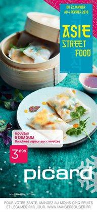 Asie Street Food