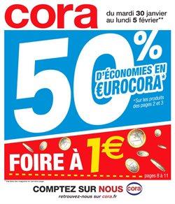 50% d'économies en €urocora