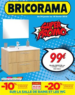 catalogue bricorama with bloc porte bricorama. Black Bedroom Furniture Sets. Home Design Ideas