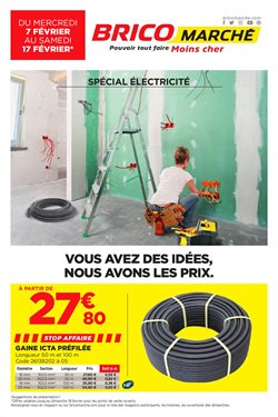 Electricité 2018