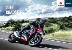 Suzuki Roadsters 2016
