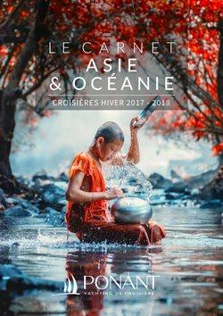 Le Carnet Asie & Océanie