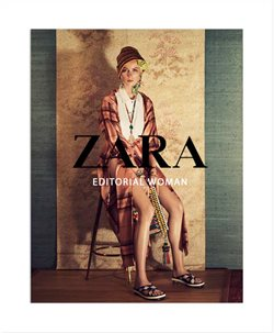 Zara Woman Editorial