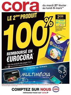 Le 2ème produit 100% remboursé en €urocora