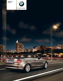 BMW Serie1-Cabriolet