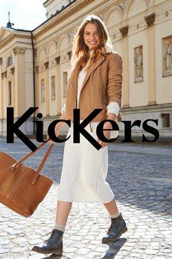 1f89311e0e9166 Kickers - Catalogue, code réduction et promo Juin 2019