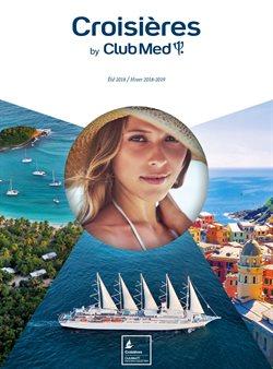 Croisières by Club Med Été 2018/Hivern 2018-2019