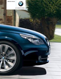 BMW Serie5-Berline