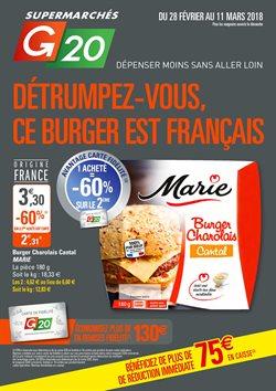 Détrumpez-vous, ce burger est Français