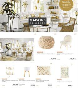Maisons Du Monde Catalogue Reduction Et Code Promo Decembre 2020
