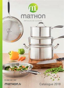Mathon Catalogue Code Reduction Et Promo Mai 2020