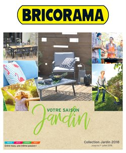 Bricorama - Catalogue, réduction et code promo Janvier 2019
