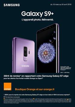 Galaxy S9+ L'appareil photo. Réinventé.