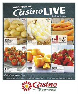 Mon marché Casino LIVE