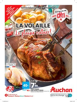 Tract Volaille