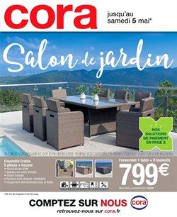 cora catalogue prospectus et code promo ao t 2017. Black Bedroom Furniture Sets. Home Design Ideas