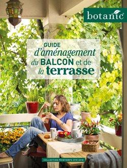 Guide d'aménagement du Balcon et de la terrasse