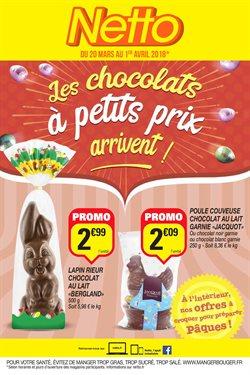Les chocolats à petits prix arrivent!