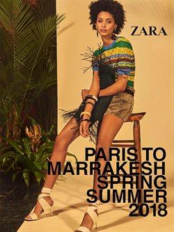 Zara Paris to Marrakesh