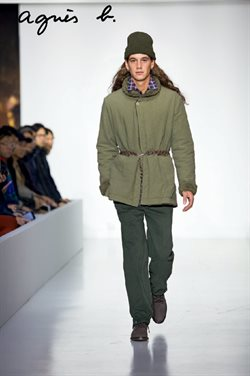 Homme Hiver 18-19