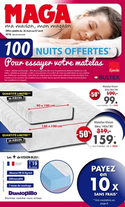 100 Nuits Offertes
