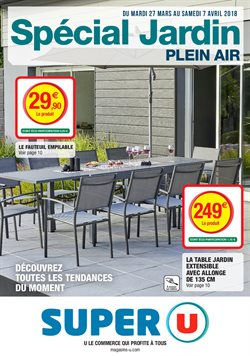Catalogue Jardin Hyper U