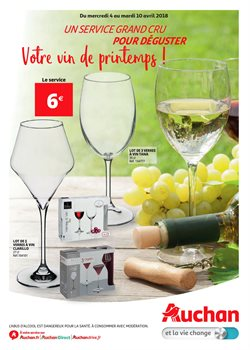 Votre vin de printemps !