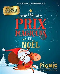 Les Prix Magiques de Noël