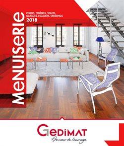 Catalogue Menuiserie 2018