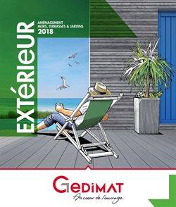 Catalogue Extérieur 2018