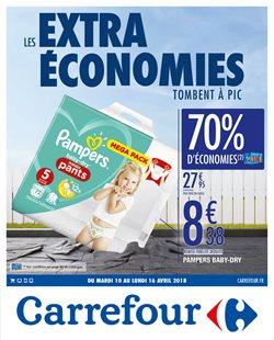 Carrefour catalogue r duction et code promo juillet 2017 for Les economes catalogue