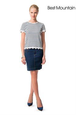 T-Shirts Debardeur Femme