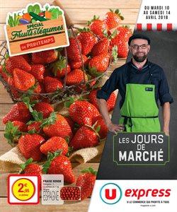 LES JOURS DE MARCHÉ