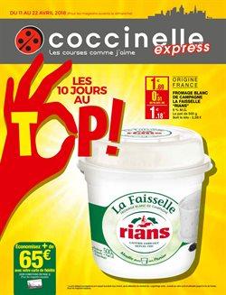 Coccinelle Express - Prospectus, catalogue et réduction Août
