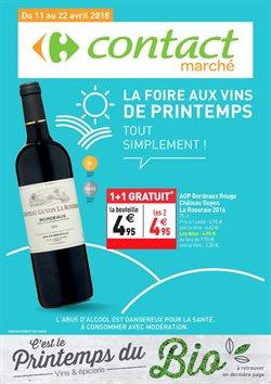 La foire aux vins de Printemps