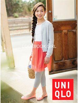 Uniqlo lookbook Girls