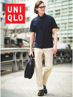 Uniqlo lookbook men